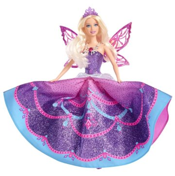 Barbie-Mariposa-and-The-Fairy-Princess-Catania-Doll
