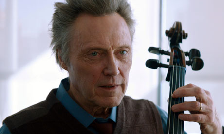 Christopher Walken in A Late Quartet