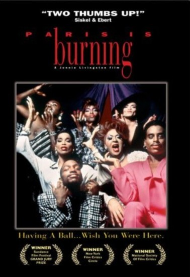 Paris is Burning_movie_poster