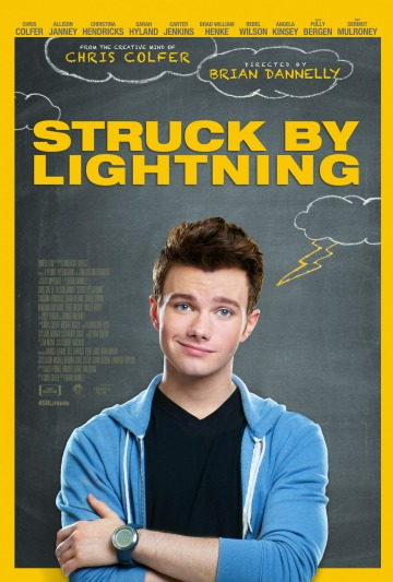 STRUCK-BY-LIGHTNING-Poster