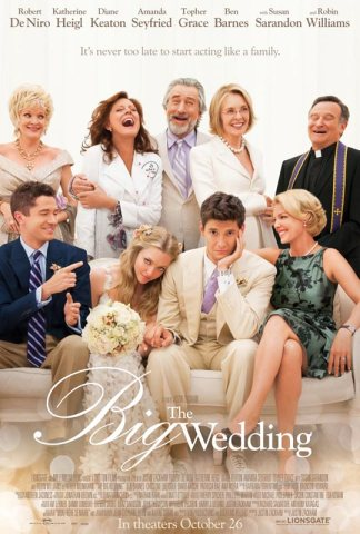The Big Wedding Official Poster