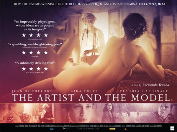 artist-model-poster