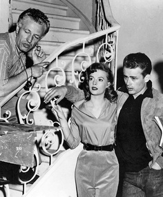 (stills 31700) Nathalie Wood, James Dean, Nicholas Ray, Ann Doran
