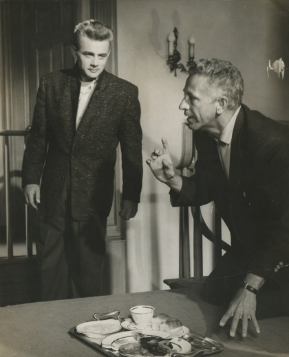 Nicholas-Ray-with-James-Dean-on-the-set-of-Rebel-Without-a-Cause-1955.-Image-courtesy-of-the-Harry-Ransom-Center.