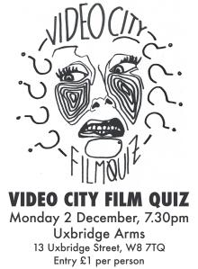 VC Film quiz