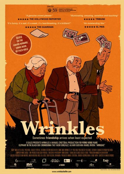 Official Wrinkles Poster