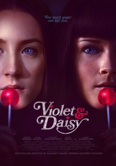 violet-and-daisy-poster