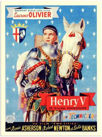AP115-henry-v-laurence-olivier-shakespeare-movie-poster