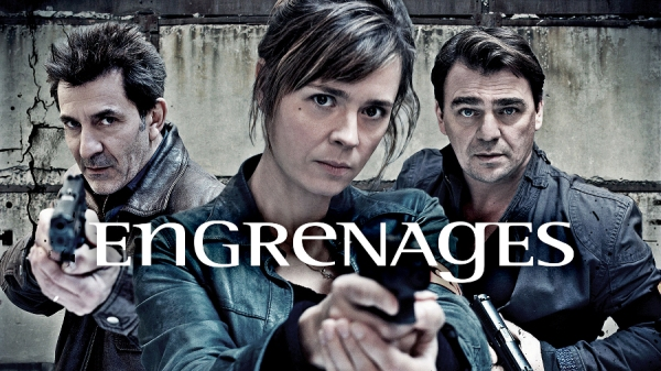 engrenages-poster
