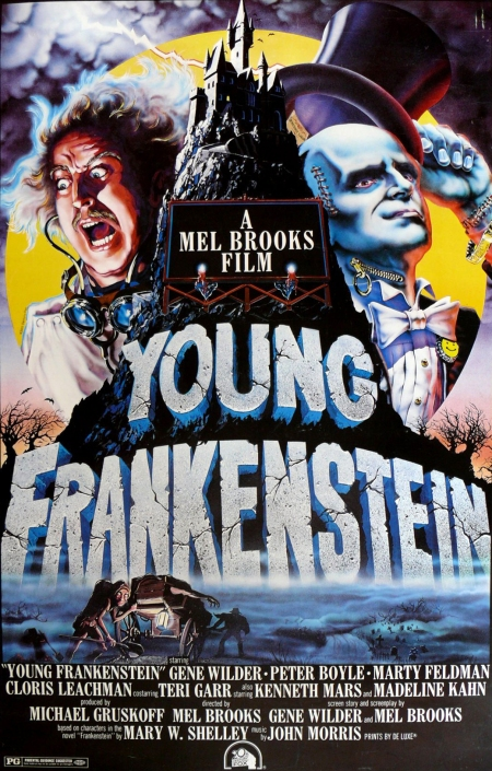 young-frankenstein-poster